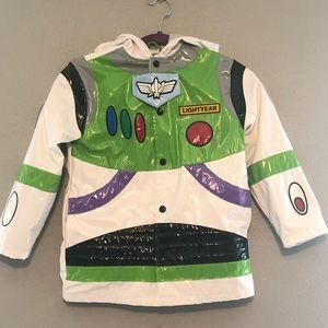 Buzz Lightyear Raincoat